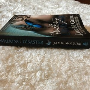 Other - Walking Disaster Paperback Book by Jamie McGuire